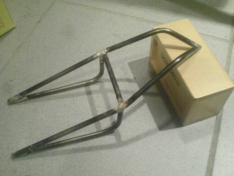Entwurf für neuen Crawler made by Knuff - - - ein neuer Rahmen ist ...